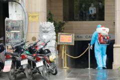 Chiều 2/12, Hà Nội phát hiện ca Covid-19 là người đang cách ly tại khách sạn
