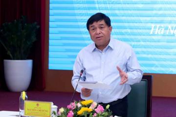 Bộ trưởng Kế hoạch & Đầu tư kiến nghị 5 nhóm giải pháp phát triển kinh tế - xã hội