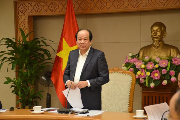 Chủ nhiệm Văn phòng Chính phủ: Không để nợ đọng văn bản sang Chính phủ khóa mới