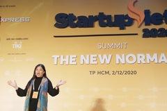 Một nửa startup đang phải 'ngủ đông', nữ chủ tịch Mạng lưới nhà đầu tư thiên thần nêu 3 bài học
