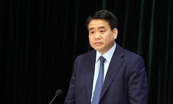 Đề nghị Bộ Chính trị xem xét khai trừ Đảng đối với ông Nguyễn Đức Chung