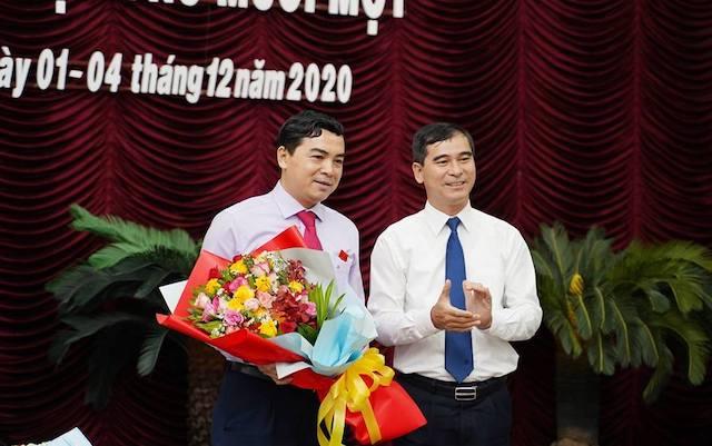 Bình Thuận, Hậu Giang có nhân sự mới