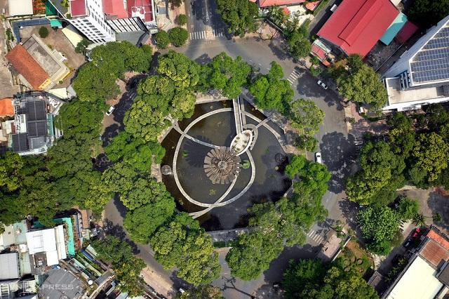Phương án thiết kế 2 phố đi bộ mới ở Sài Gòn