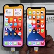 iPhone 12/12 mini vừa bán đã giảm giá