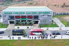 Doanh nghiệp Hàn Quốc tìm hiểu cơ hội tại Khu Công nghệ thông tin tập trung Đà Nẵng