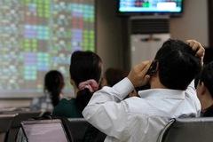 Nhiều cổ phiếu ngân hàng giảm, VN-Index vẫn vượt 1.020 điểm