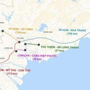 Đề xuất làm 5 tuyến đường sắt kết nối TP HCM