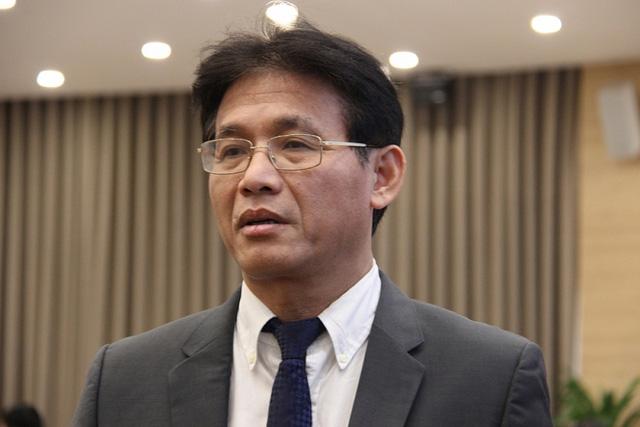 Ông Đặng Ngọc Minh, Phó Tổng cục trưởng Tổng cục Thuế.