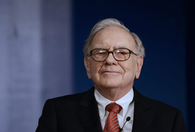 Ông Buffett nổi tiếng là người sống đơn giản.