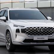 Hyundai Santa Fe 2021 sẽ tăng giá bán