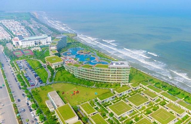 Thanh Hóa quy hoạch 2 khu đất gần 1.500 ha làm siêu dự án ven biển Sầm Sơn