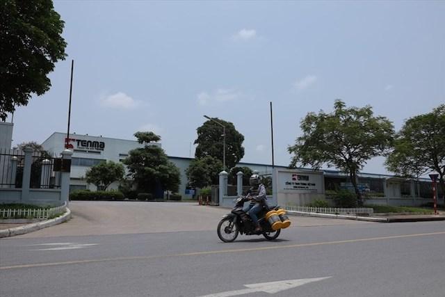 ông ty TNHH Tenma Việt Nam tại Bắc Ninh.