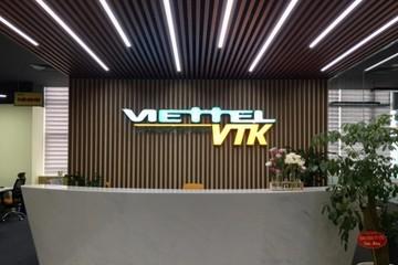 Nhà đầu tư chỉ đăng ký mua 14,3% lượng cổ phần VTK do Viettel đấu giá