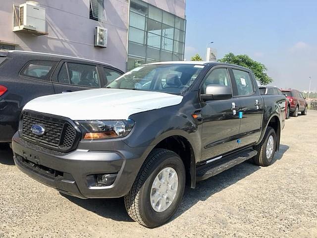 Ford Ranger là dòng xe bán tải được ưa chuộng nhất thị trường Việt Nam hiện nay