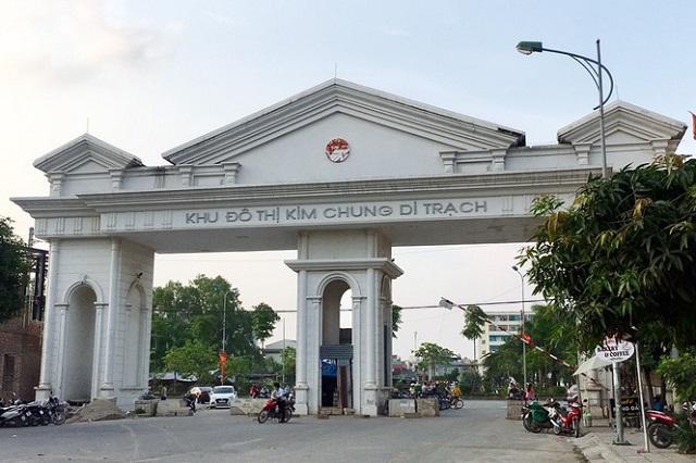 Thanh tra Chính phủ đang kết luận dự án KĐT Kim Chung - Di Trạch