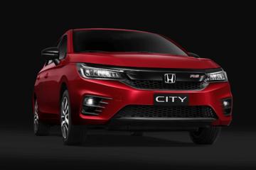 Honda City mới ra mắt, giá từ 529 triệu đồng