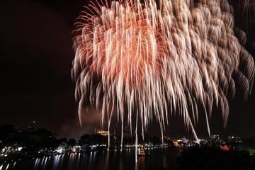 Đề xuất bắn pháo hoa dịp Tết Dương lịch ở Hà Nội từ nguồn xã hội hóa