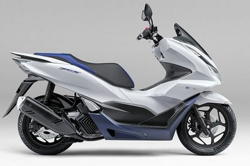 Honda ra mắt PCX160 giá 3.900 USD