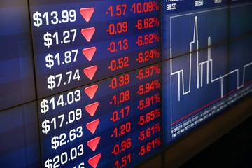 Nhà đầu tư theo dõi đàm phán Brexit, gói kích thích tại Mỹ, chứng khoán châu Á giảm