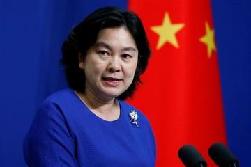 Trung Quốc đáp trả việc Mỹ trừng phạt 14 quan chức