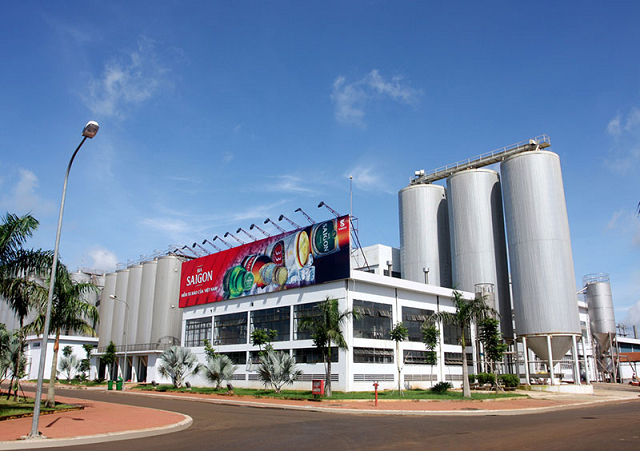 Bia Sài Gòn Miền Trung tạm ứng tiếp cổ tức đợt 2/2020 tỷ lệ 10%