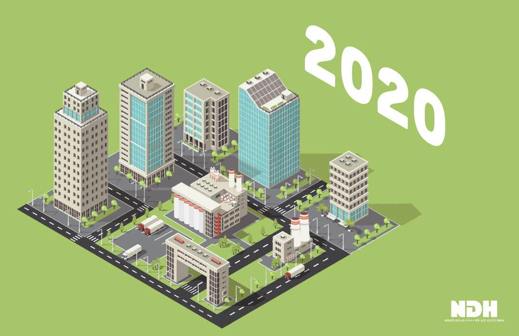 Những đại dự án của năm 2020