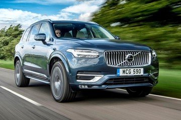 Volvo sắp trở thành 'hãng SUV'