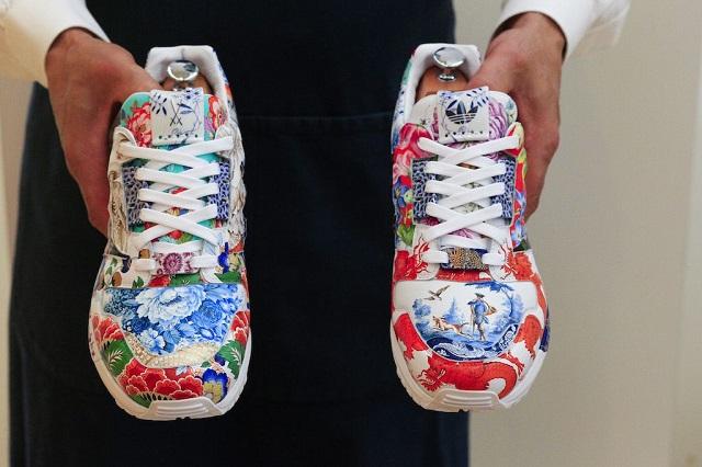 Đôi giày Adidas này có thể được bán với giá 1 triệu USD