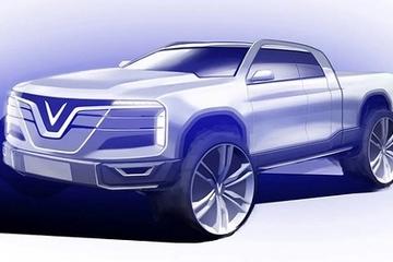 VinFast sắp chế tạo xe bán tải?