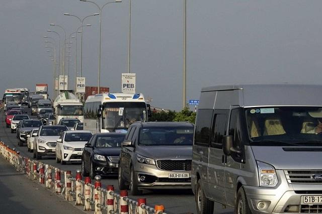 Gần 10.000 tỷ đồng 'cứu' cao tốc TP HCM - Long Thành - Dầu Giây thoát ùn tắc