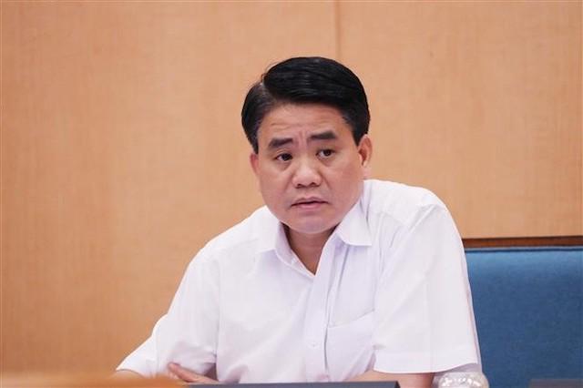 Hôm nay xét xử ông Nguyễn Đức Chung và đồng phạm
