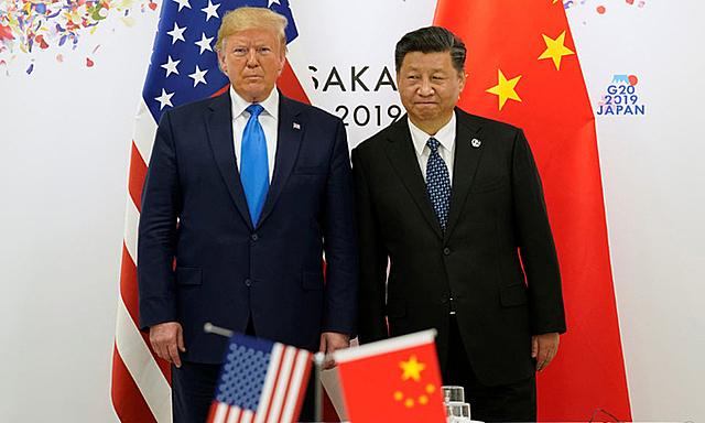 'Chiến tranh Lạnh mới' phủ bóng quan hệ Mỹ - Trung năm 2020