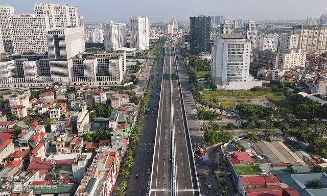 Những dự án giao thông trọng điểm hoàn thành năm 2020