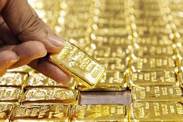 Tuần suy yếu của giá vàng