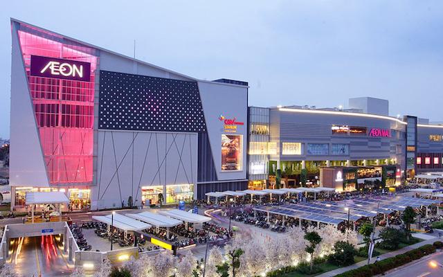 Aeon đầu tư 190 triệu USD xây trung tâm thương mại tại Thanh Hoá