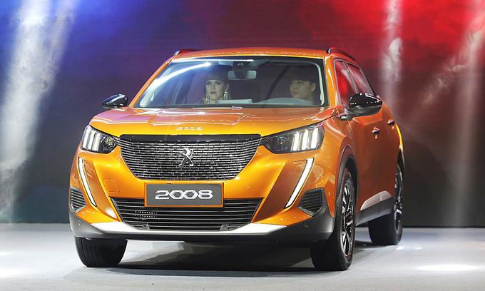 Peugeot 2008 giá từ 739 triệu đồng - đối thủ mới của Kona, Seltos