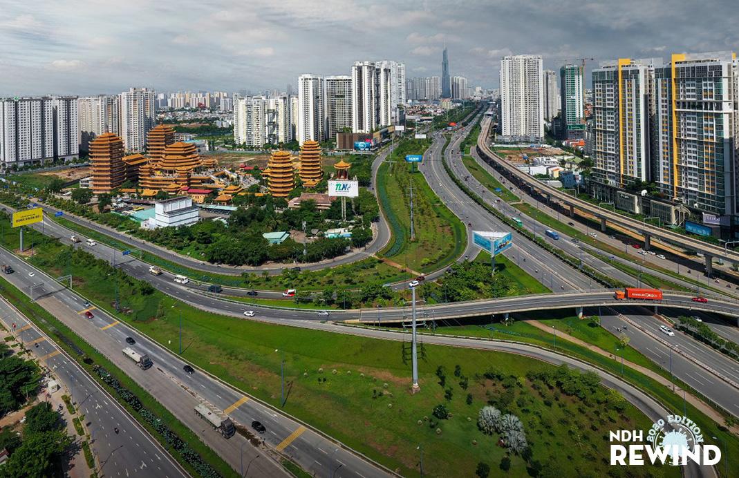 Năm bùng nổ đại dự án hạ tầng và quy hoạch đặc biệt 'thành phố trong thành phố'