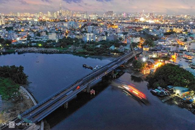 5 dự án giao thông ở TP HCM hoàn thành năm 2020