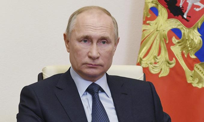 Putin chúc mừng Biden đắc cử