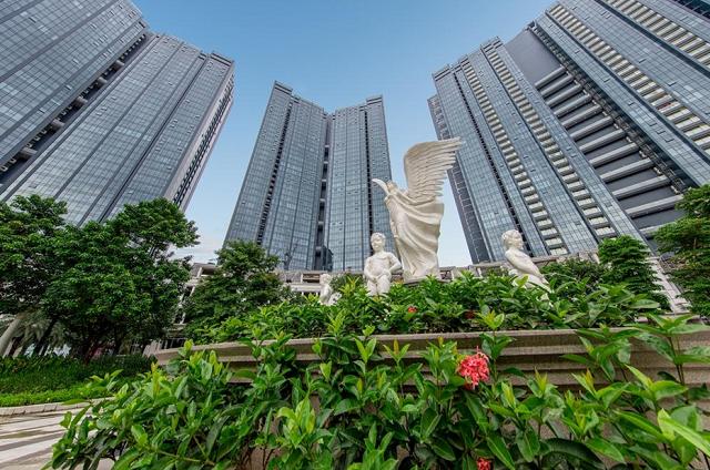 Sống xanh, sống hiện đại tại Sunshine City Hà Nội