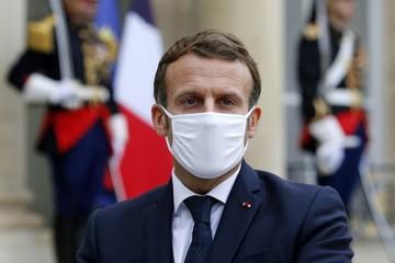 Tổng thống Pháp dương tính với Covid-19