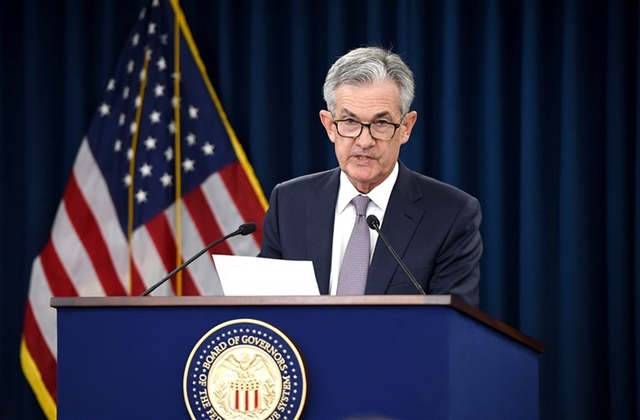 Chủ tịch Fed Jerome Powell. Ảnh: NBC News.