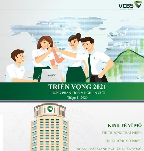 VCBS: Báo cáo triển vọng 2021
