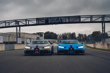 Volkswagen sẽ giữ lại Lamborghini, bỏ ngỏ số phận Bugatti