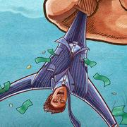 Nợ ngập đầu vì học cách làm giàu từ forex