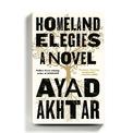 """<p class=""""Normal""""> <strong>Homeland Elegies - Ayad Akhtar</strong></p> <p class=""""Normal""""> Là một tác phẩm mang tính cá nhân sâu sắc về bản sắc nhưng cũng đầy tính chính trị, Homeland Elegies pha trộn giữa thực tế và hư cấu để kể một câu chuyện sống động sau sự kiện ngày 11/9 tại Mỹ.</p> <p class=""""Normal""""> Cuốn sách xoay quanh những cuộc tranh luận giữa một người con trai Mỹ và người cha nhập cư về đất nước mà cả hai đều gọi là quê hương. New York Times đánh giá Homeland Elegies là một cuốn tiểu thuyết rất Mỹ, mang âm hưởng của Đại gia Gatsby với tất cả những mối liên kết về chính nước Mỹ.</p>"""