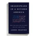 """<p> <strong>Shakespeare in a Divided America - James Shapiro</strong></p> <br /><p class=""""Normal""""> James Shapiro là một nhà nghiên cứu Shakespeare thực thụ với nhiều cuốn sách nghiên cứu về nhà viết kịch lừng danh này. Tuy vậy, trong cuốn sách mới Shakespeare in a Divided America, ông vẫn không lặp lại chính mình.</p> <p class=""""Normal""""> Bằng một lời kể xuyên suốt nhiều thế kỷ, James Shapiro lần theo dấu vết của những vở kịch Shakespeare hơn 400 năm tuổi, và vai trò quan trọng của nó dẫn đến các sự kiện lịch sử tại Mỹ. Có thể nói cuốn sách không chỉ là về Shakespeare và các vở kịch của ông, mà nó là về lịch sử của chính nước Mỹ.</p>"""