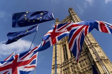 Anh và Mỹ ký thỏa thuận hỗ trợ hải quan thời hậu Brexit
