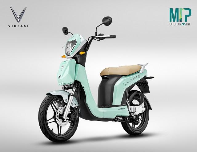VinFast hợp tác với Sơn Tùng M-TP ra mắt xe máy điện
