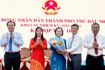 Thành phố Thủ Dầu Một có Chủ tịch mới